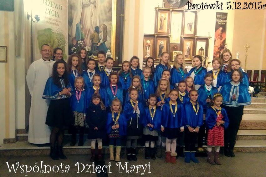 Dzieci Maryi